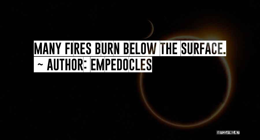 Empedocles Quotes 141171