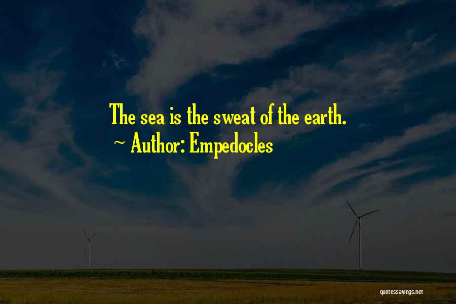 Empedocles Quotes 2038644