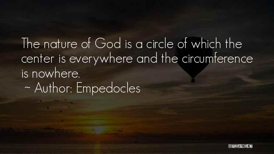 Empedocles Quotes 776541