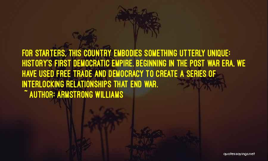 Empire At War Quotes By Armstrong Williams