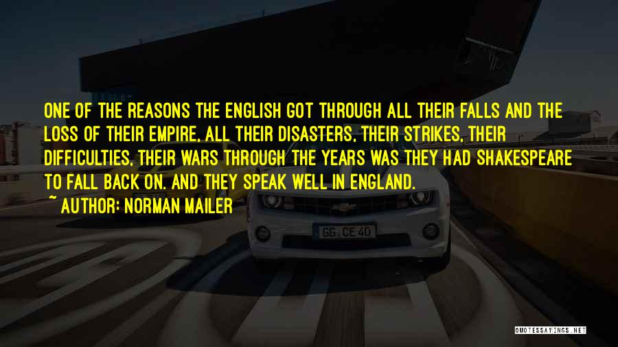 Empire At War Quotes By Norman Mailer