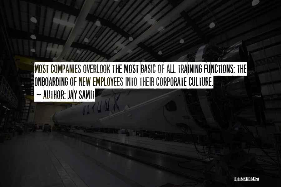 Employees Training Quotes By Jay Samit