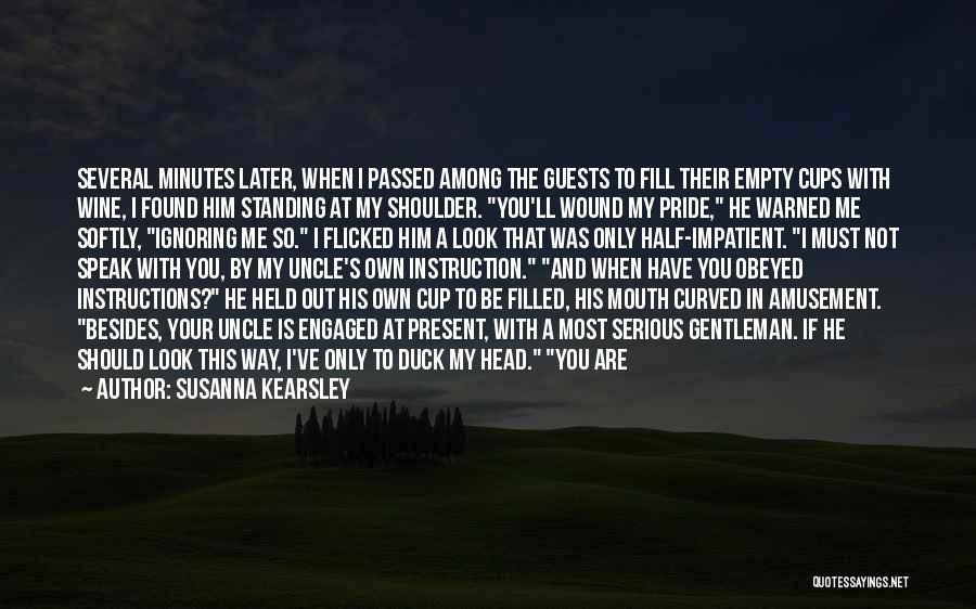 Empty Cup Quotes By Susanna Kearsley
