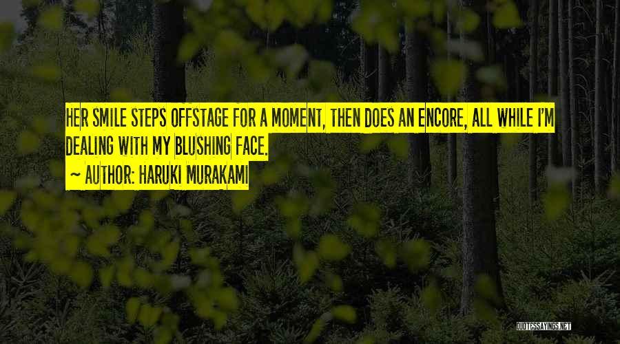 Encore Quotes By Haruki Murakami