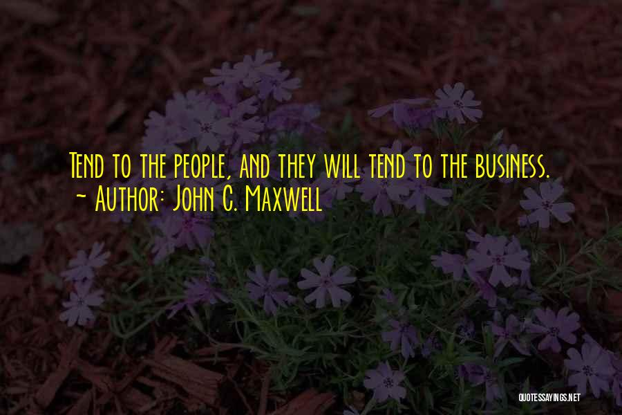 Encouragement And Leadership Quotes By John C. Maxwell