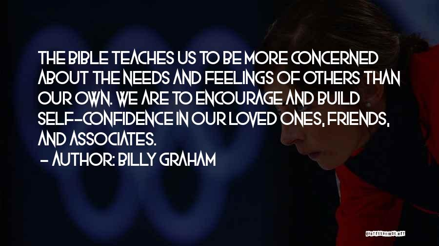 Encouragement From The Bible Quotes By Billy Graham