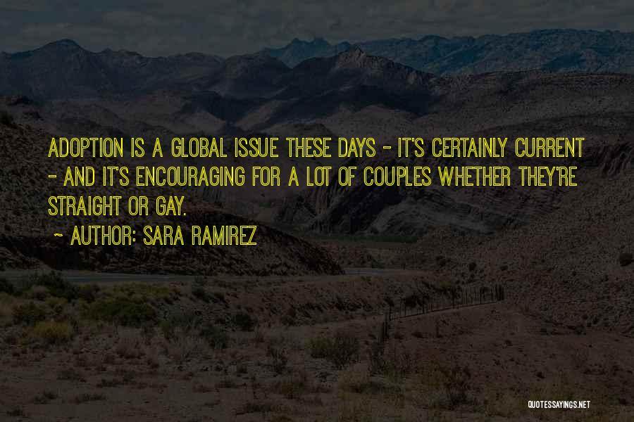 Encouraging Quotes By Sara Ramirez