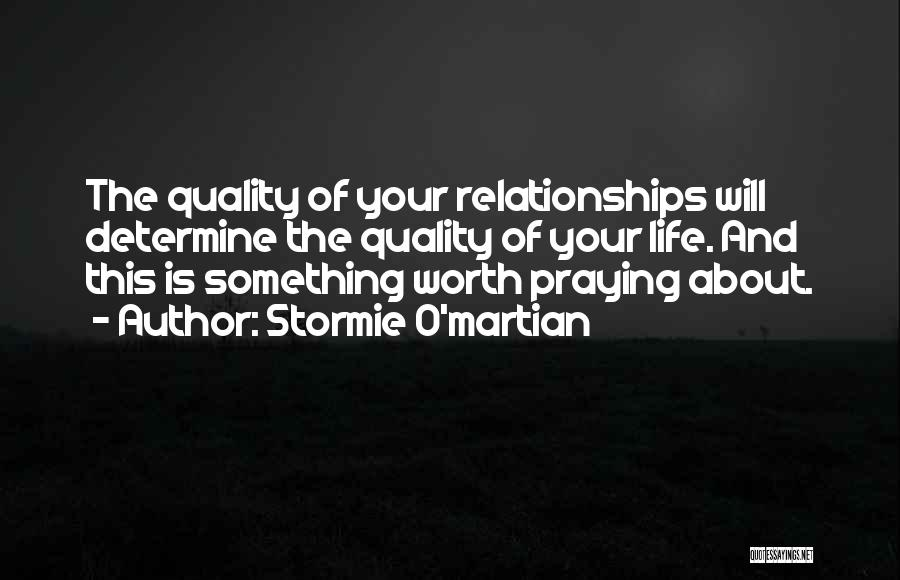 Encouraging Quotes By Stormie O'martian