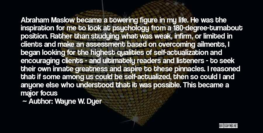 Encouraging Quotes By Wayne W. Dyer