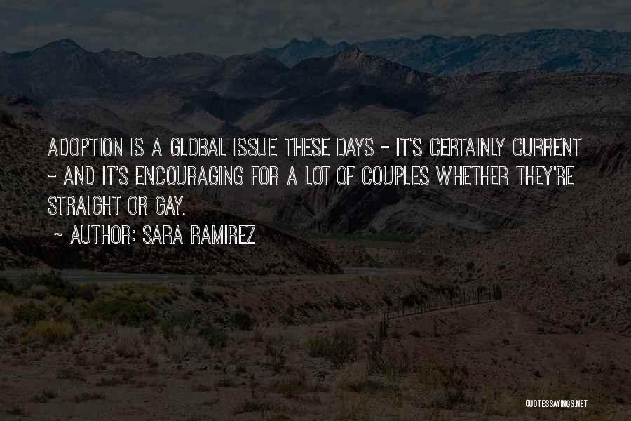 Encouraging Yourself Quotes By Sara Ramirez