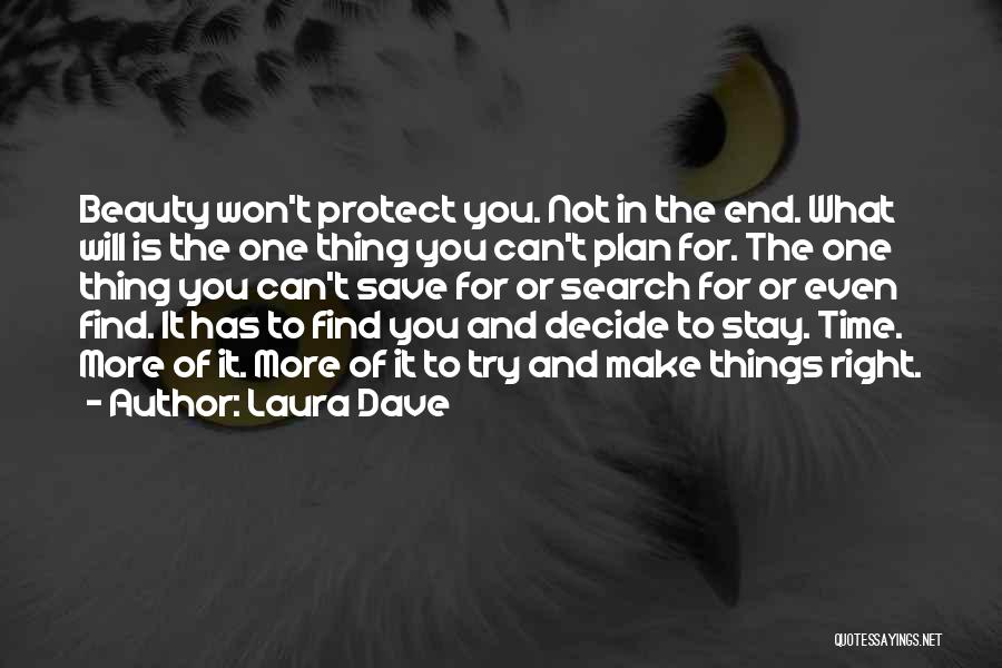 End Of Marriage Quotes By Laura Dave