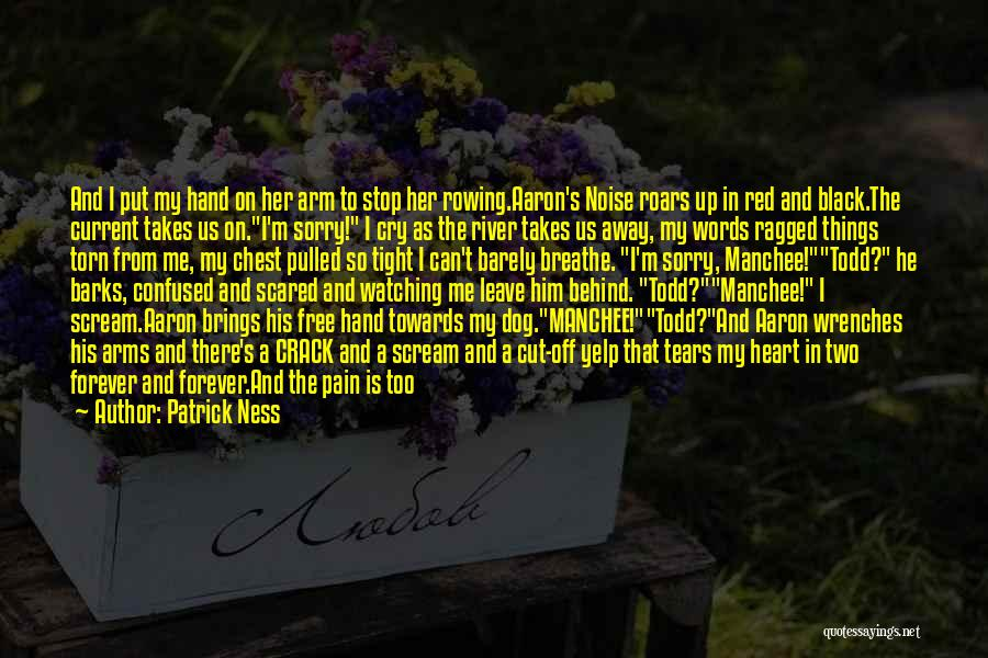 Ending Things Quotes By Patrick Ness