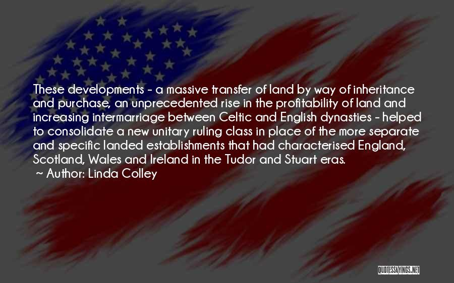 English Class Quotes By Linda Colley