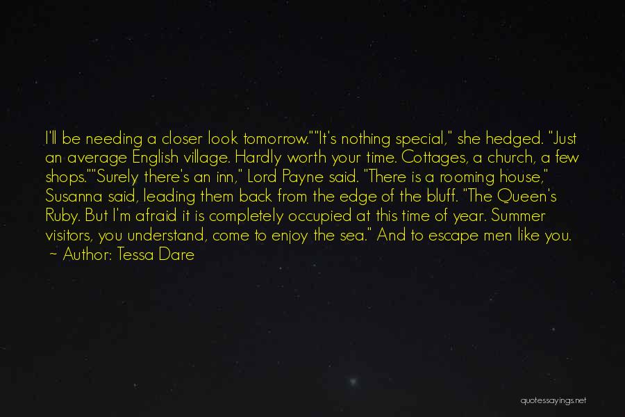 Enjoy The Summer Quotes By Tessa Dare