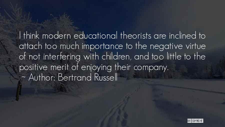 Enjoying Your Own Company Quotes By Bertrand Russell