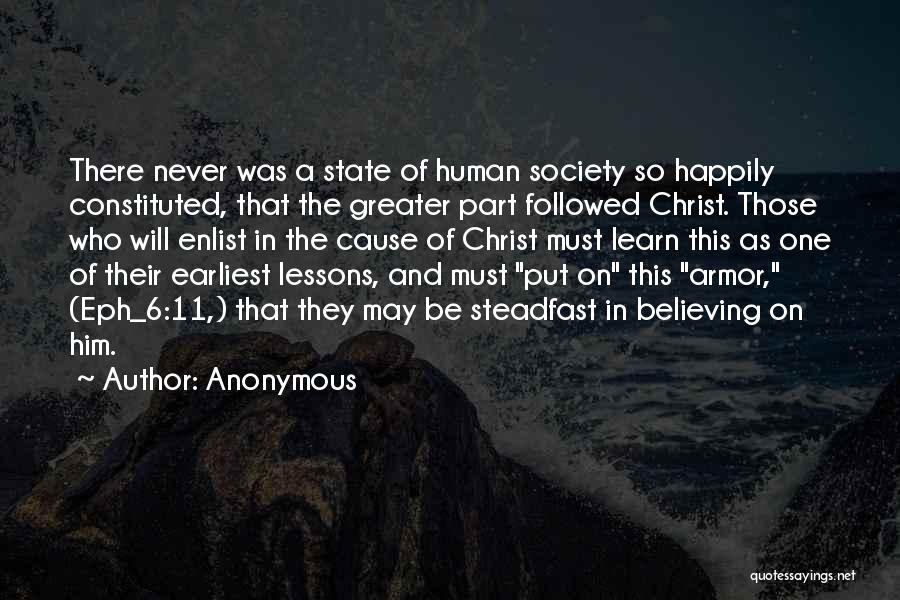 Enlist Quotes By Anonymous