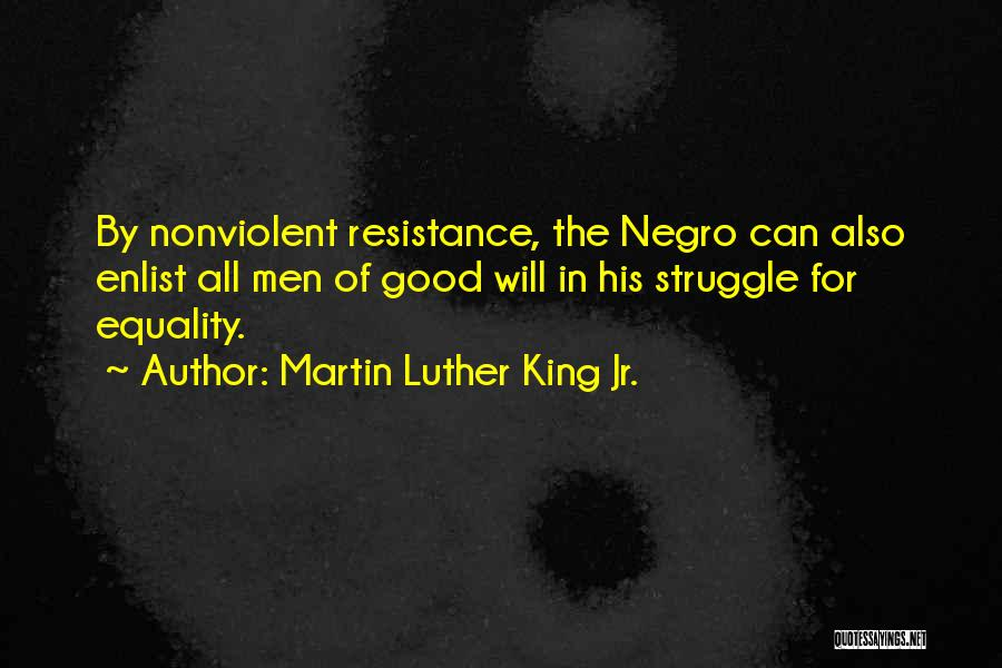 Enlist Quotes By Martin Luther King Jr.