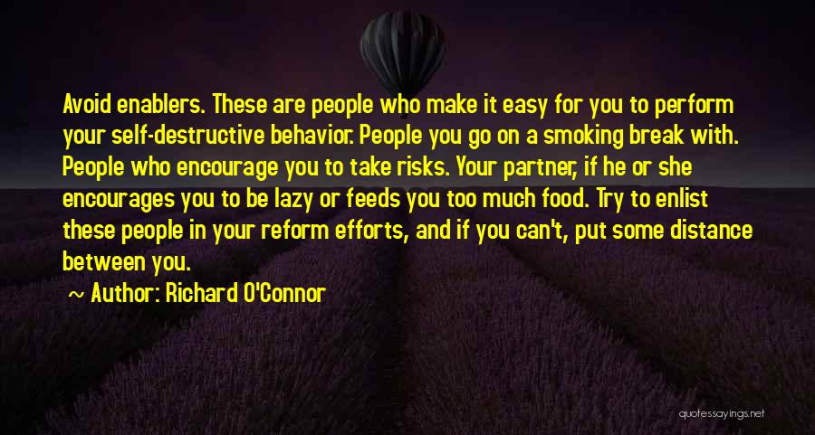 Enlist Quotes By Richard O'Connor