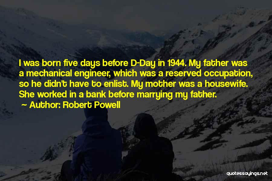 Enlist Quotes By Robert Powell