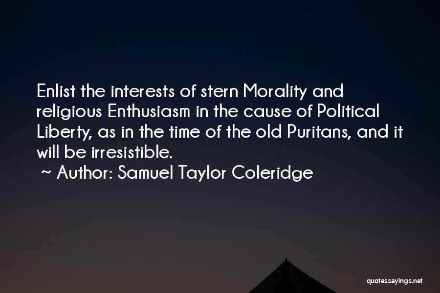 Enlist Quotes By Samuel Taylor Coleridge