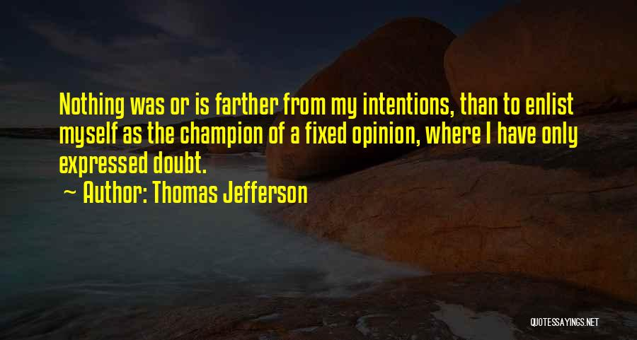 Enlist Quotes By Thomas Jefferson