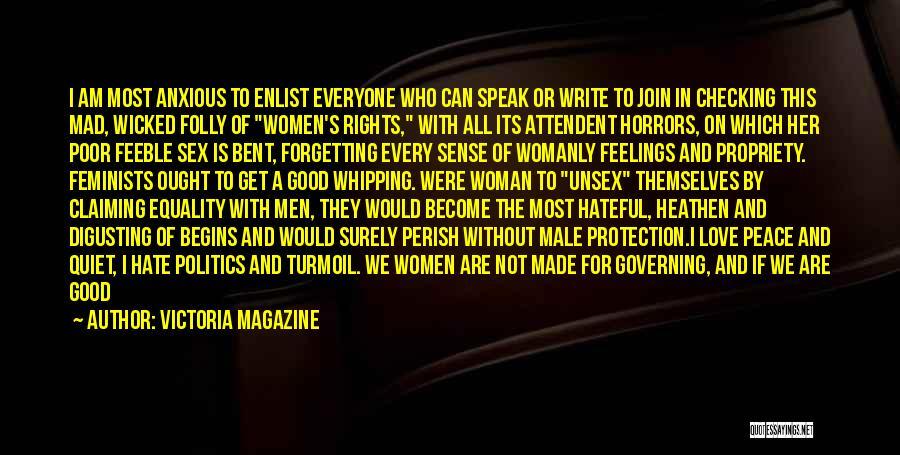 Enlist Quotes By Victoria Magazine