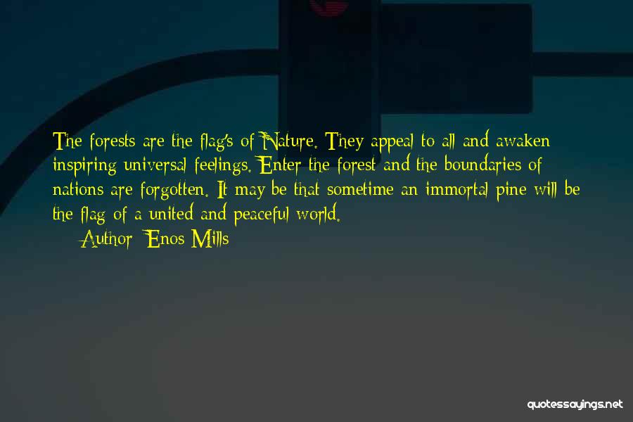 Enos Mills Quotes 1521694