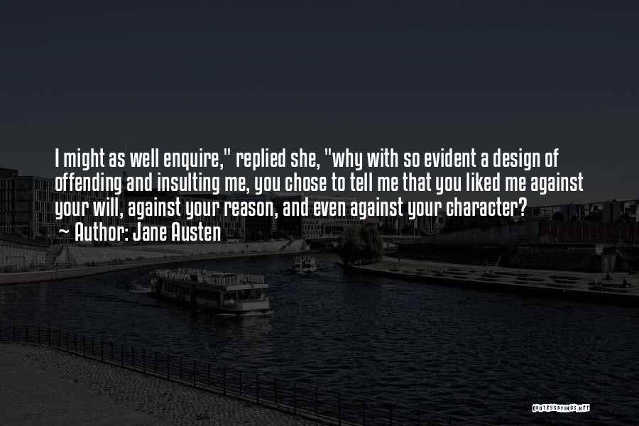 Enquire Quotes By Jane Austen