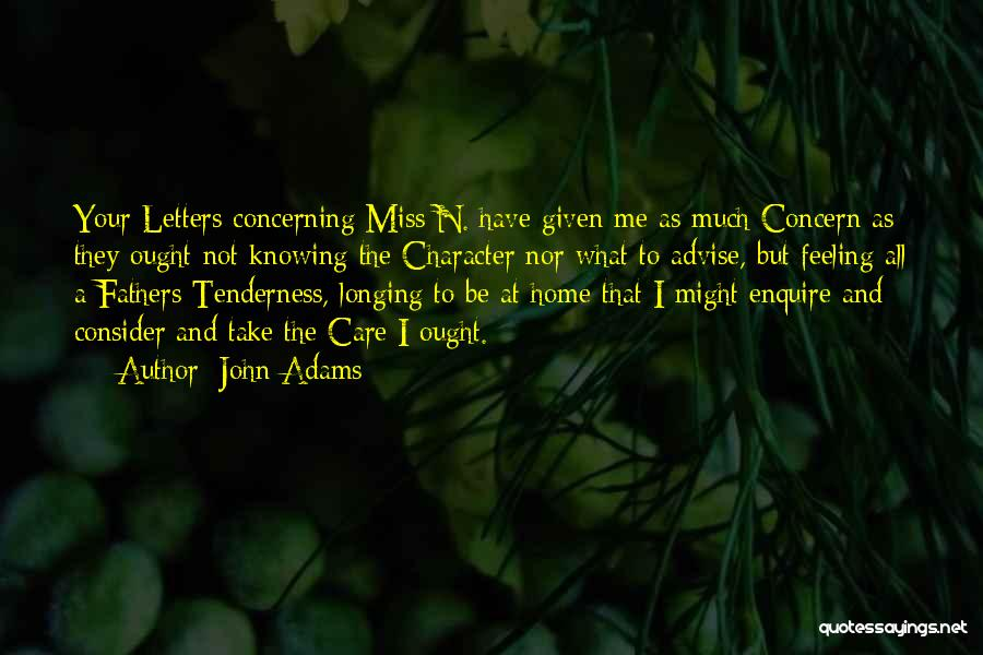 Enquire Quotes By John Adams