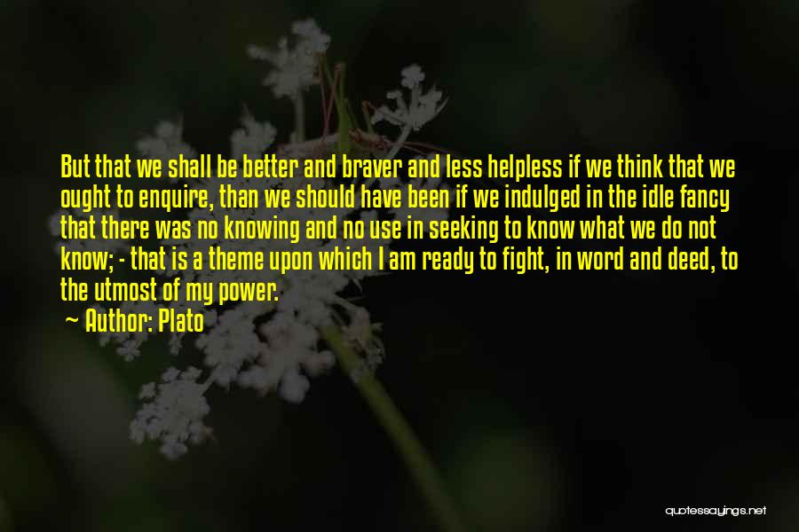 Enquire Quotes By Plato