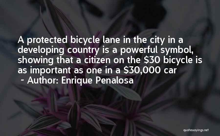 Enrique Penalosa Quotes 1332338