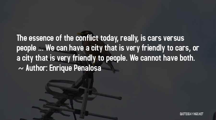 Enrique Penalosa Quotes 2135216