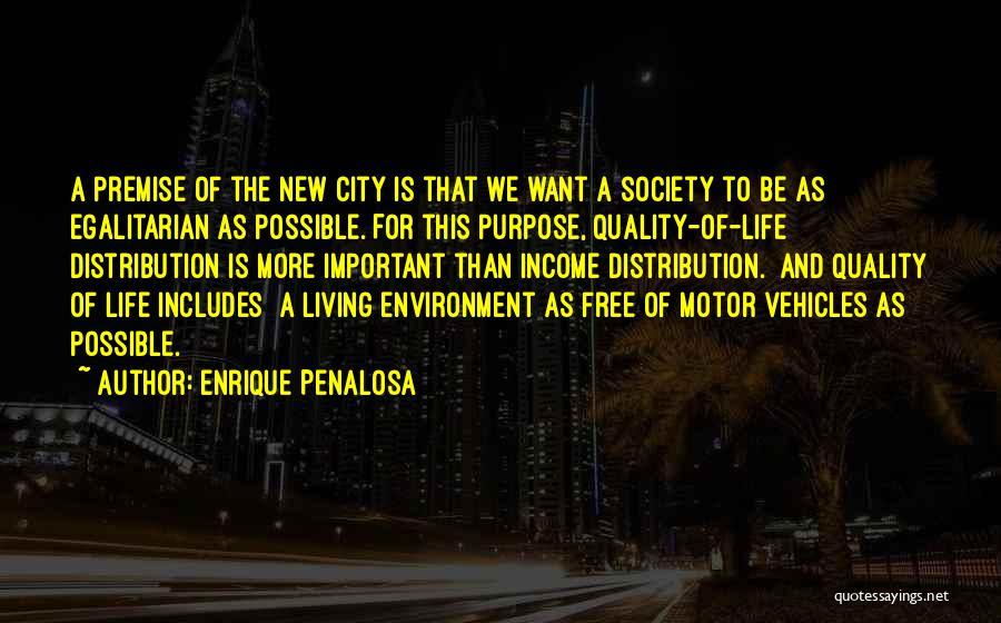 Enrique Penalosa Quotes 943997