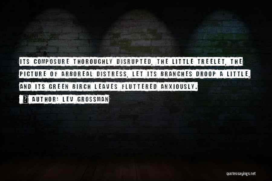 Ent Quotes By Lev Grossman
