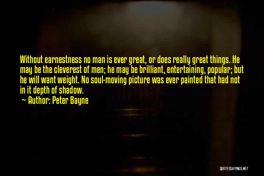 Entertaining Picture Quotes By Peter Bayne