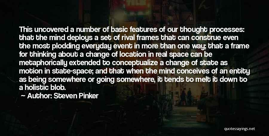 Entity Quotes By Steven Pinker