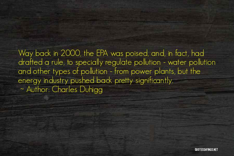 Epa Quotes By Charles Duhigg