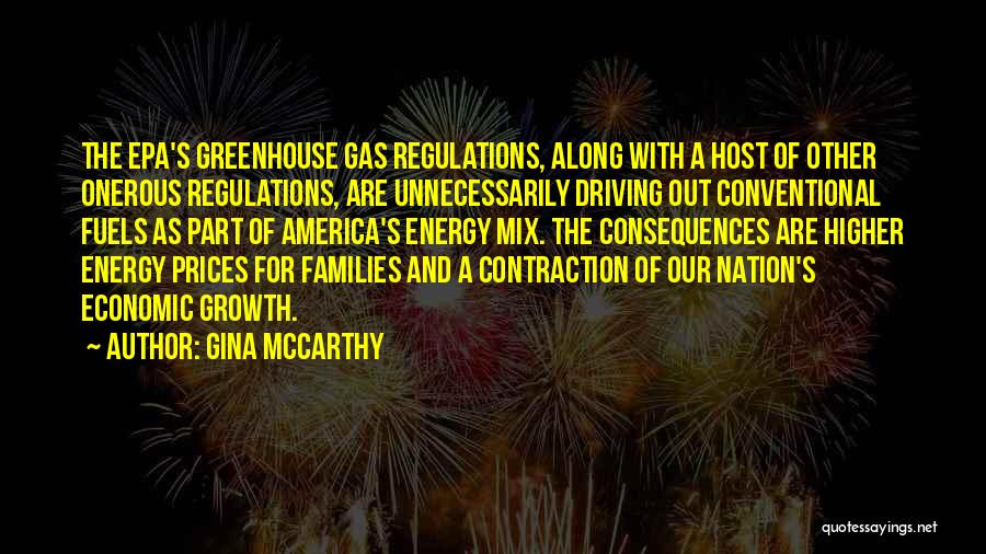 Epa Quotes By Gina McCarthy