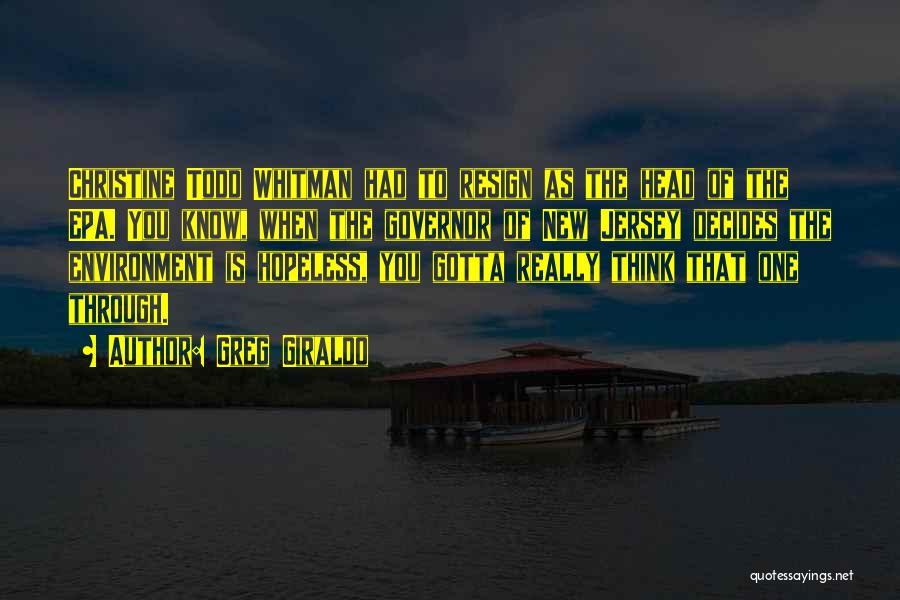 Epa Quotes By Greg Giraldo