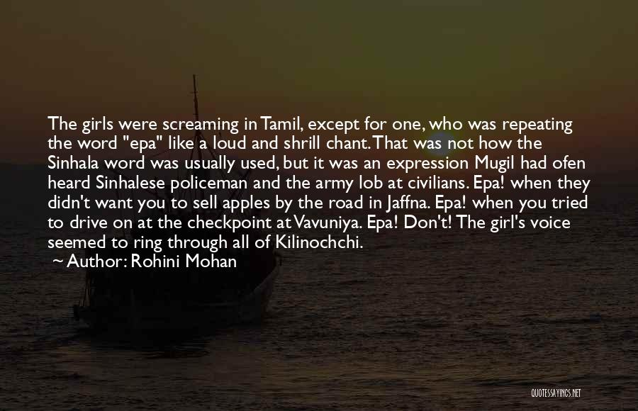 Epa Quotes By Rohini Mohan