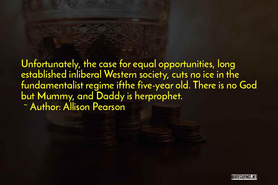 Equal Quotes By Allison Pearson