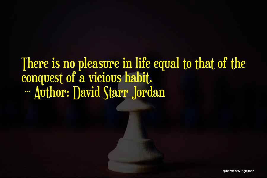 Equal Quotes By David Starr Jordan
