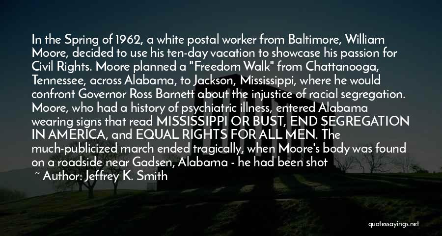 Equal Quotes By Jeffrey K. Smith