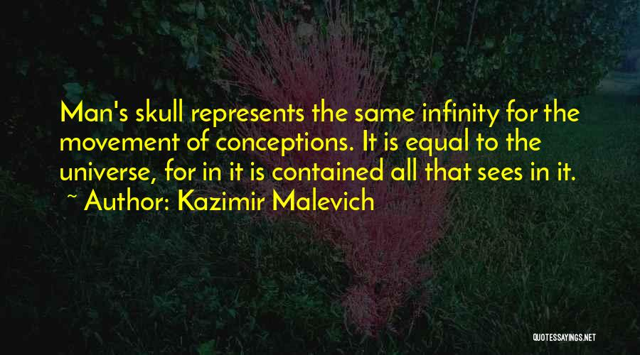 Equal Quotes By Kazimir Malevich