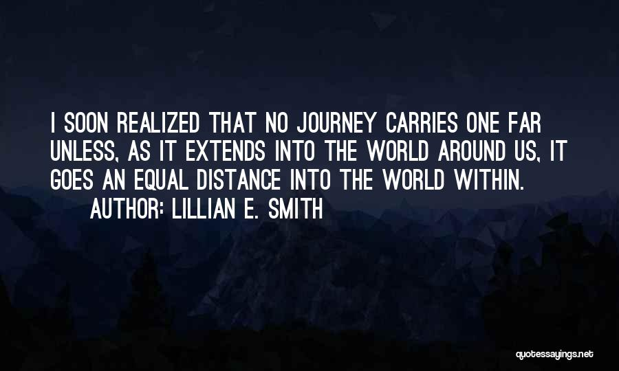 Equal Quotes By Lillian E. Smith