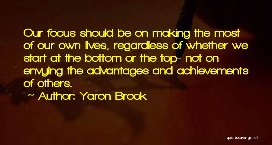 Equal Quotes By Yaron Brook
