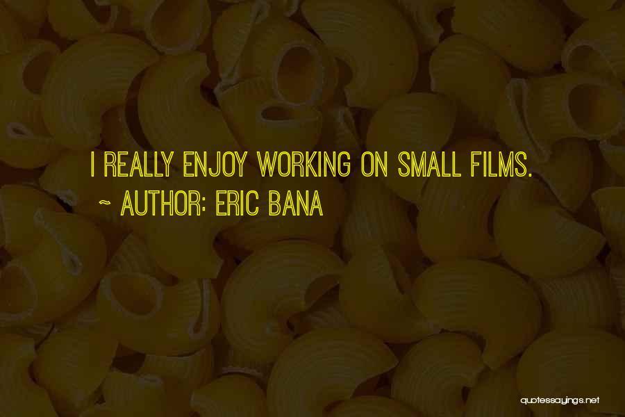 Eric Bana Quotes 349094