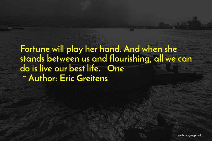 Eric Greitens Quotes 138929