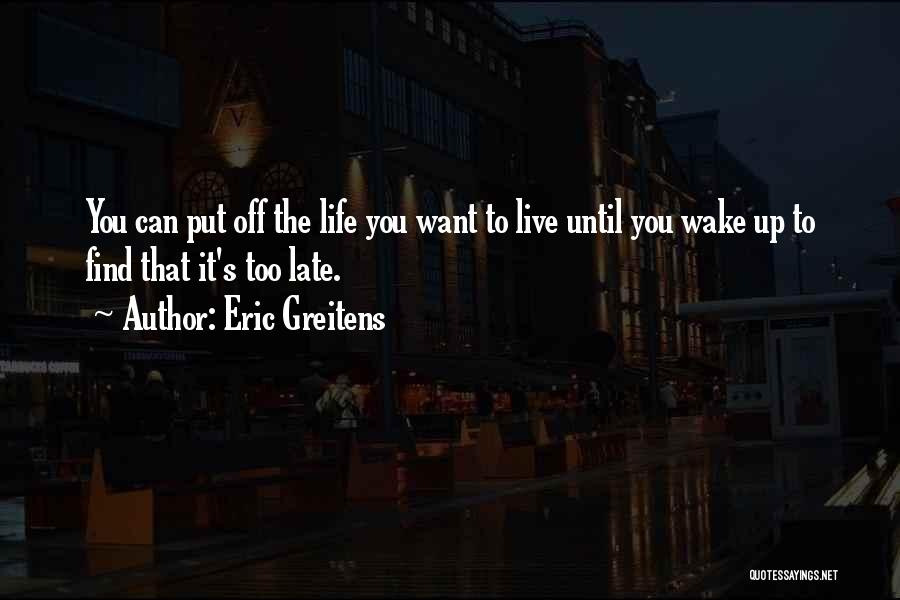 Eric Greitens Quotes 851908