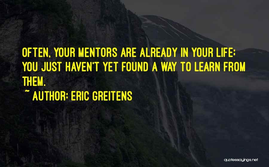 Eric Greitens Quotes 935321